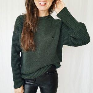 Sale! Timberland green sweater mens XL - A3
